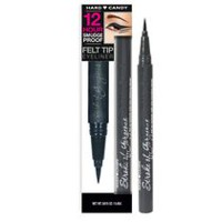 Hard Candy Stroke of Gorgeous 12 Hour Smudge Proof Felt Tip Charcoal Eyeliner