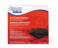 Great Value Ant Control System Bait Trays