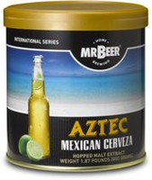 Mr. Beer Aztec Mexican Cerveza Home Brewing Beer Refill Kit