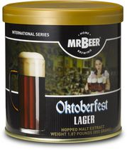 Mr. Beer Oktoberfest Lager Home Brewing Beer Refill Kit