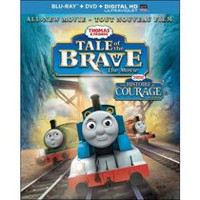 Thomas & Friends: Tale Of The Brave - The Movie (Blu-ray + DVD + Digital HD) (Bilingual)