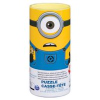 Cardinal Games Minions 24 Piece Tube Jigsaw Puzzle