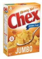 Chex Gluten Free Honey Nut Flavour Cereal JUMBO