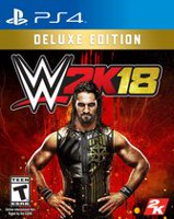 WWE 2K18 (Deluxe Edition) (PS4)