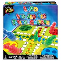 Funville Ludo Game - Bilingual