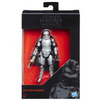 Figurine 9 cm (3,75 po) Captain Phasma la série noire de Star Wars