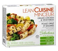 Lean Cuisine Selection Grilled Chicken and Vegetable