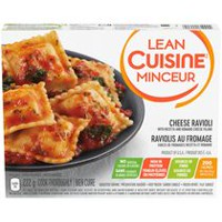 LEAN CUISINE® Selections Cheese Ravioli Ricotta and Romano Cheese Hearty Tomato Florentine Sauce