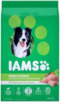 Iams ProActive Health MiniChunks Dog Nutrition for Adult Dogs