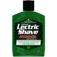 Lectric Shave Regular with Green Tea Complex
