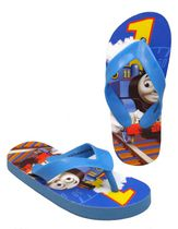 Thomas and Friends Toddler Boys' #1 Flip Flop 5-6