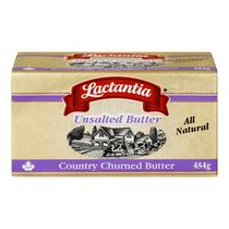 Lactantia® Country Churned Unsalted Butter