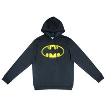 Batman Men's Long Sleeve Popover Hoodie M/M