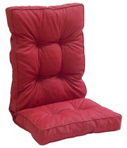 Hometrends Red High Back Cushion