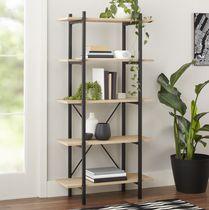 "Hometrends 63"" Conrad 5-Shelf Bookcase"