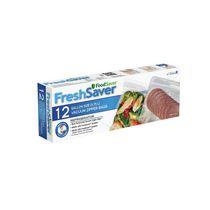 FoodSaver FreshSaver Gallon Size Zipper Vacuum Sealer Bags