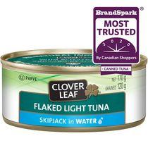 Clover LEAF® Flaked Light Tuna, Skipjack in Water