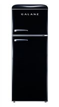 Galanz réfrigérateur rétro à congélateur supérieur de 7,6 pi3