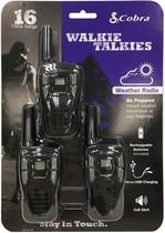 Cobra ACXT145-3 Walkie Talkie