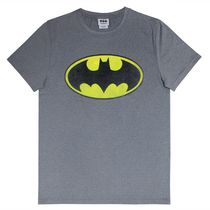 Batman Men's Compression Short Sleeve T-Shirt S/P