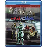 Red Vs Blue: Season 13 (Blu-ray + DVD)