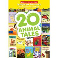 Scholastic Storybook Treasures: The  Classic Collection - 20 Animal Tales