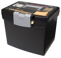 Storex File Storage Box with XL-Size Lid