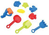 Play Day Sandbox Tool Set 9 pieces
