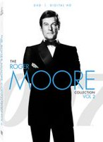 007 The Roger Moore Collection, Vol.2: Moonraker / For Your Eyes Only / Octopussy / A View To A Kill (DVD + Digital HD) (Bilingual)