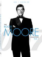 007 The Roger Moore Collection, Vol.1: Live And Let Die / The Man With The Golden Gun / The Spy Who Loved Me (DVD + Digital HD) (Bilingual)