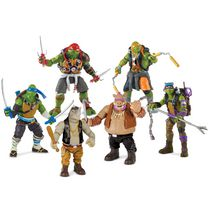 Teenage Mutant Ninja Turtles: Out of the Shadows - 6-Pack Action Figures