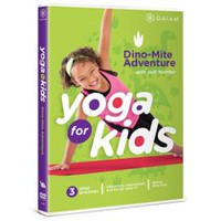Kids Yoga Dino-Mite - DVD