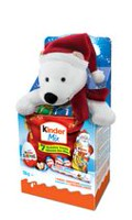 Ferrero Kinder Mix Chocolate Treats with Plush Toy