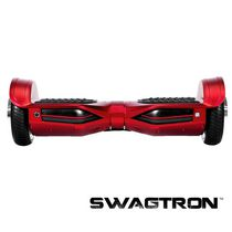 Swagtron T3 Electric Hoverboard Red