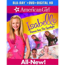 An American Girl: Isabelle Dances Into The Spotlight (Blu-ray + DVD + Digital HD)