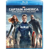 Film Captain America: The Winter Soldier (Blu-ray)