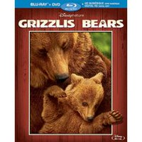 Disneynature: Bears (Blu-ray + DVD + Digital HD) (Bilingual)