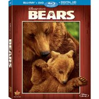 Film Disneynature: Bears (Blu-ray + DVD + Digital HD)