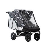 Mountain Buggy Duet Baby Stroller Storm Cover