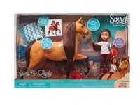 Spirit Riding Free - Spirit & Lucky Deluxe Figure Set