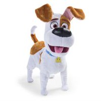 The Secret Life of Pets - Best Friend Max Plush Toy