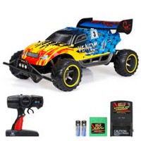 New Bright 1:6 Full Function 9.6V Radio Controlled Venom Buggy, Blue