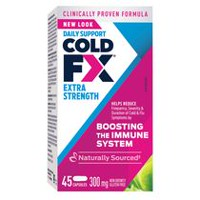 COLD-FX Extra 300 mg Capsules