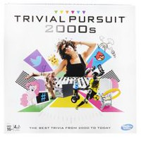 Trivial Pursuit: 2000s Edition Board Game - English