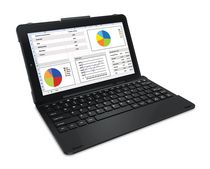 "RCA 10"" Tablet with Keyboard Folio Case"