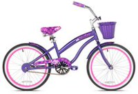 "Kent Girls' 20"" Tiki Bay Bike"