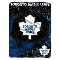 The Northwest Couverture super peluche en micro raschel LNH Toronto Maple Leafs