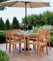hometrends Havana 7-piece Dining Set