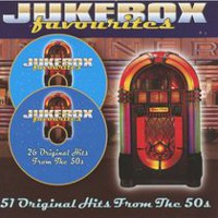 Artistes Variés - Jukebox Favourites: 51 Original Hits From The 50s