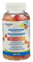 Equate Kids Multivitamin Gummies